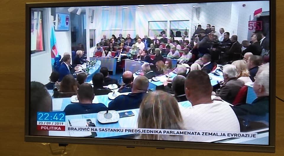 """Okrugli sto """"Saradnja Vlade i nevladinih organizacija – ključ do razvoja crnogorskog društva"""""""
