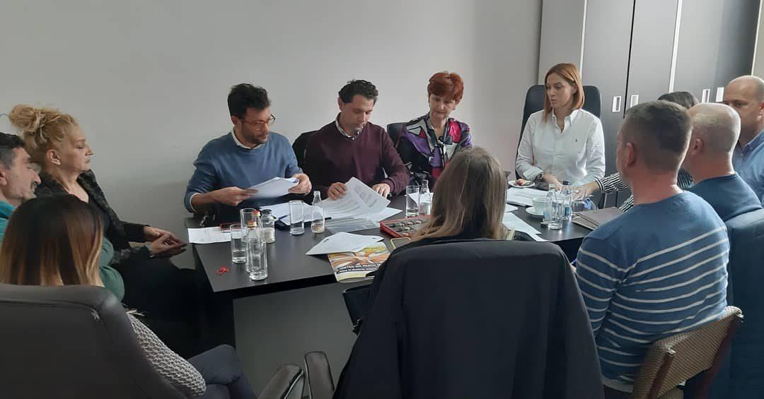 Sastanak Tima za praćenje sprovođenja Lokalnog plana akcije za integraciju Roma 2018-2020.