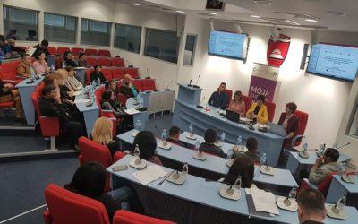 """Javna diskusija """"Prezentacija 6 Modela akata i odluka koji regulišu učešće gradjana i NVO u procesu donošenja odluka i saradnju NVO i lokalnih samouprava""""."""