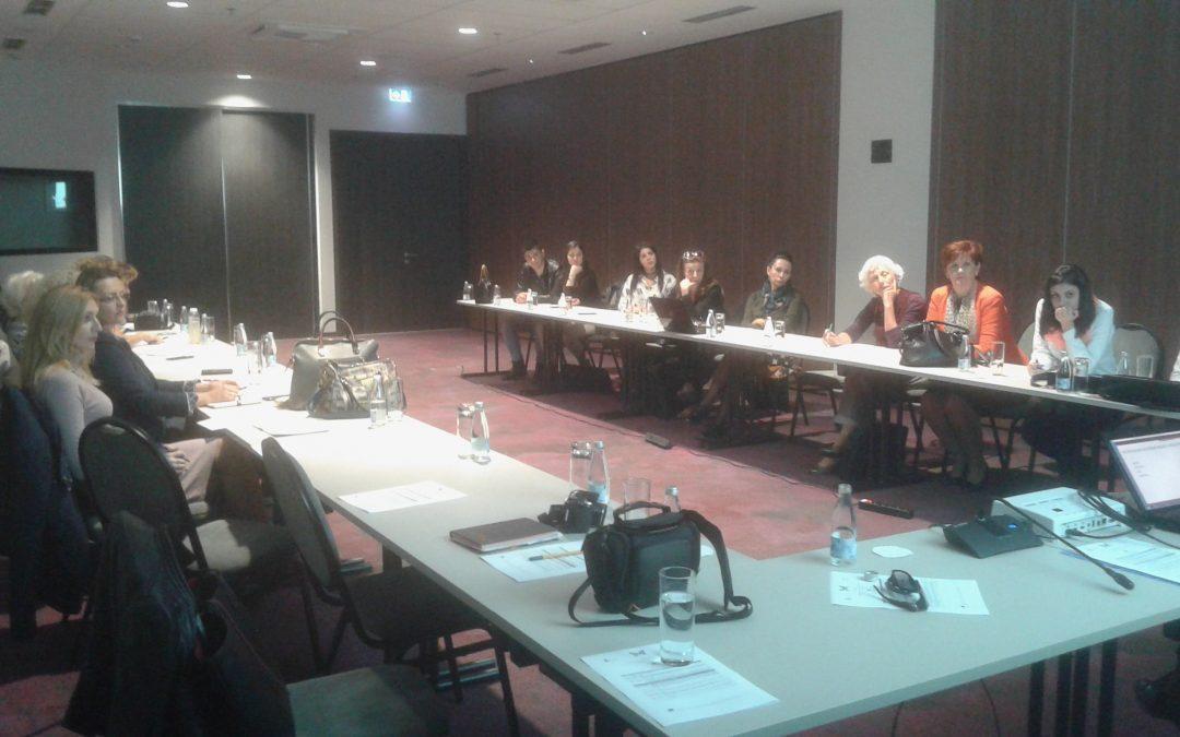 """Projekat """"Socijalna inkluzija i vladavina prava u procesu evropskih integracija u Crnoj Gori"""""""