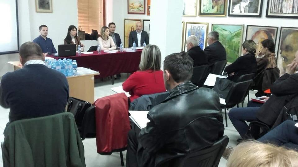 Prezentacija 6 Modela odluka i akata u okviru projekta Moja zajednica – Snažna zajednica!